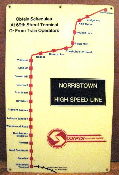 Phila Subway Map.E Store Hat Badges 2